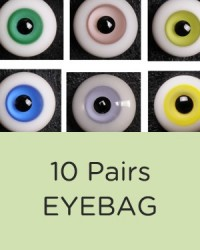14mm Special Eyebag (10 Pairs)